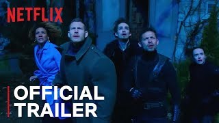 The Umbrella Academy |  Trailer | Netflix