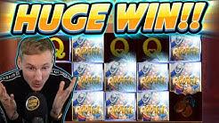HUGE WIN! Books and Bulls BIG WIN - Slot from Gamomat - Casino Game from Casinodaddy