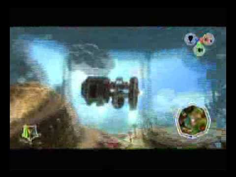 Banjo-Kazooie Nuts & Bolts - Halo Vehicle Collection II
