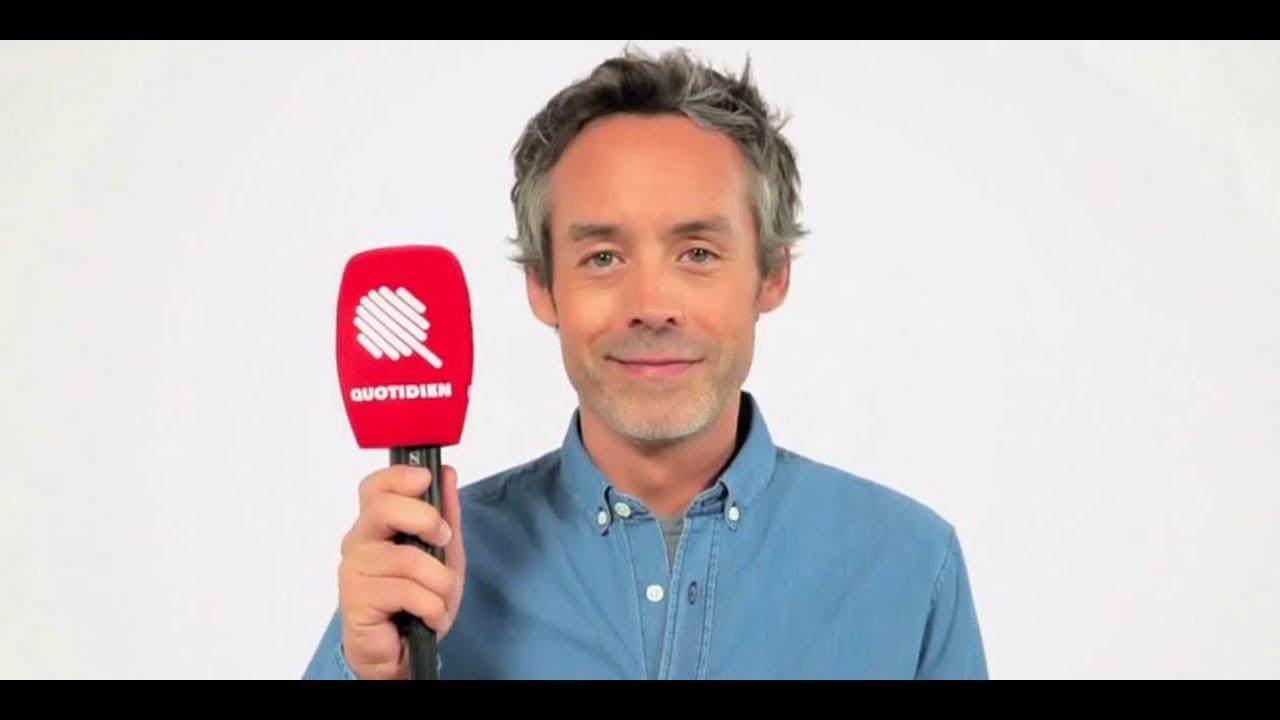 [QUOTIDIEN] Yann Barthès moments (fous rires) - YouTube