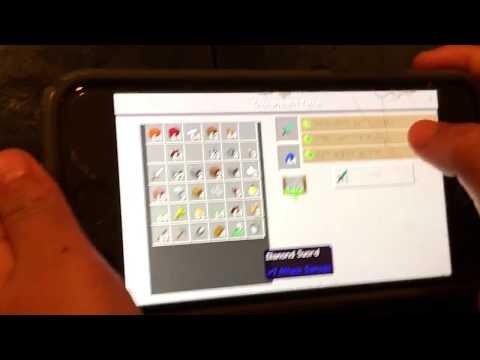 Minecraft Shield maker!! part one