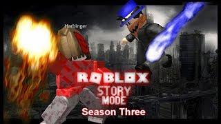 Roblox Story Mode Staffel 3 (Episode 5: EndGame.)