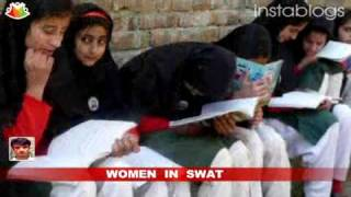 Women in Pakistans Swat district