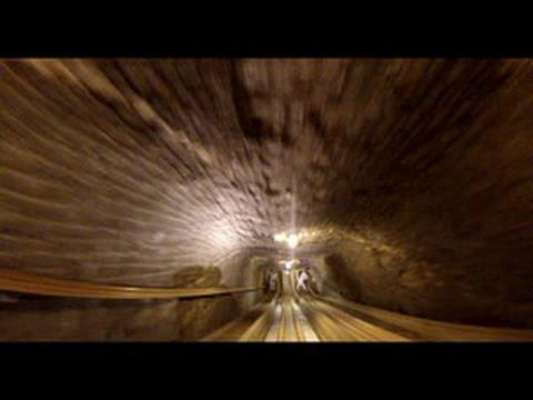 Salzwelten - Salt Mine - Salzburg Austria - with GoPro 2.7K