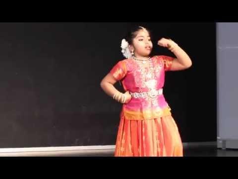 Chinnanchiru kannan - Dance Sagana  06-12-2014