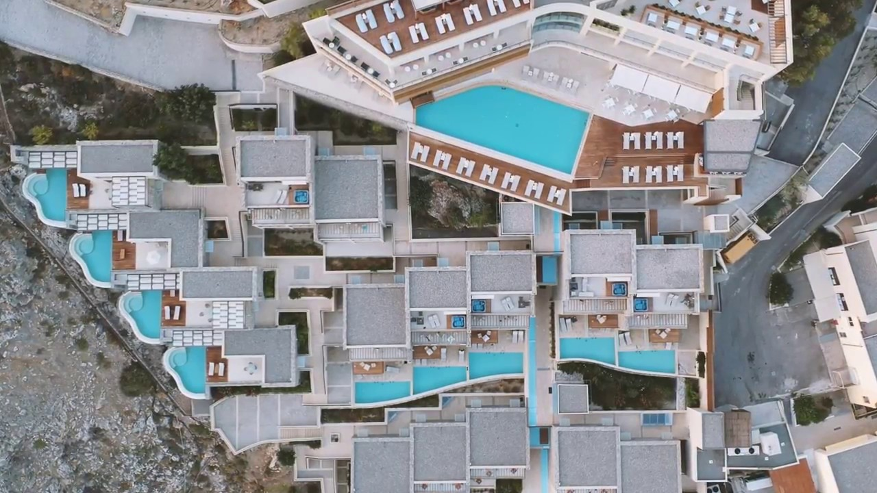 Lindos Blu Luxury Hotel Suites Rhodes Greece Travel Blog Sunnyinga