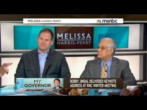 "MSNBC: Rajiv Malhotra discusses ""Who is Bobby Jindal, really"" Feb 2013"