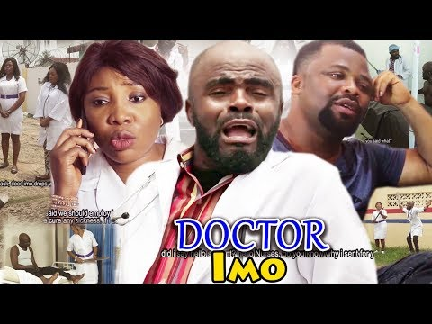 DOCTOR IMO Season 1&2 - Chief Imo 2019 Latest Nigerian Nollywood Comedy Movie Full HD