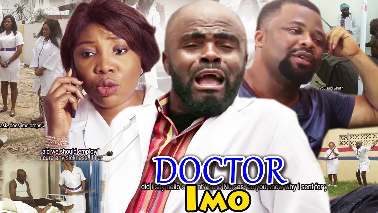 Download DOCTOR IMO Season 1&2 - Chief Imo 2019 Latest Nigerian Nollywood Comedy Movie Full HD