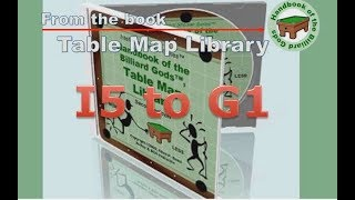 Table Map Library (video) - I5 to G1