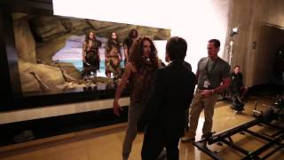 Night At The Museum: Secret Of The Tomb: Behind The Scenes Movie Broll 5 Of 6