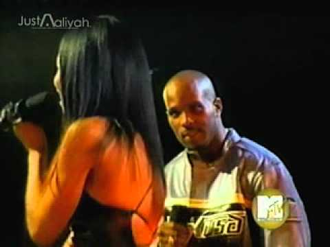 Aaliyah ft. DMX ~ Come back in one piece (Live)  *Rest in Paradise*