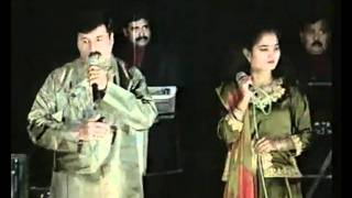 Jogender Sharma Live on Stage -Thehriye Hosh Mein...- Rafi