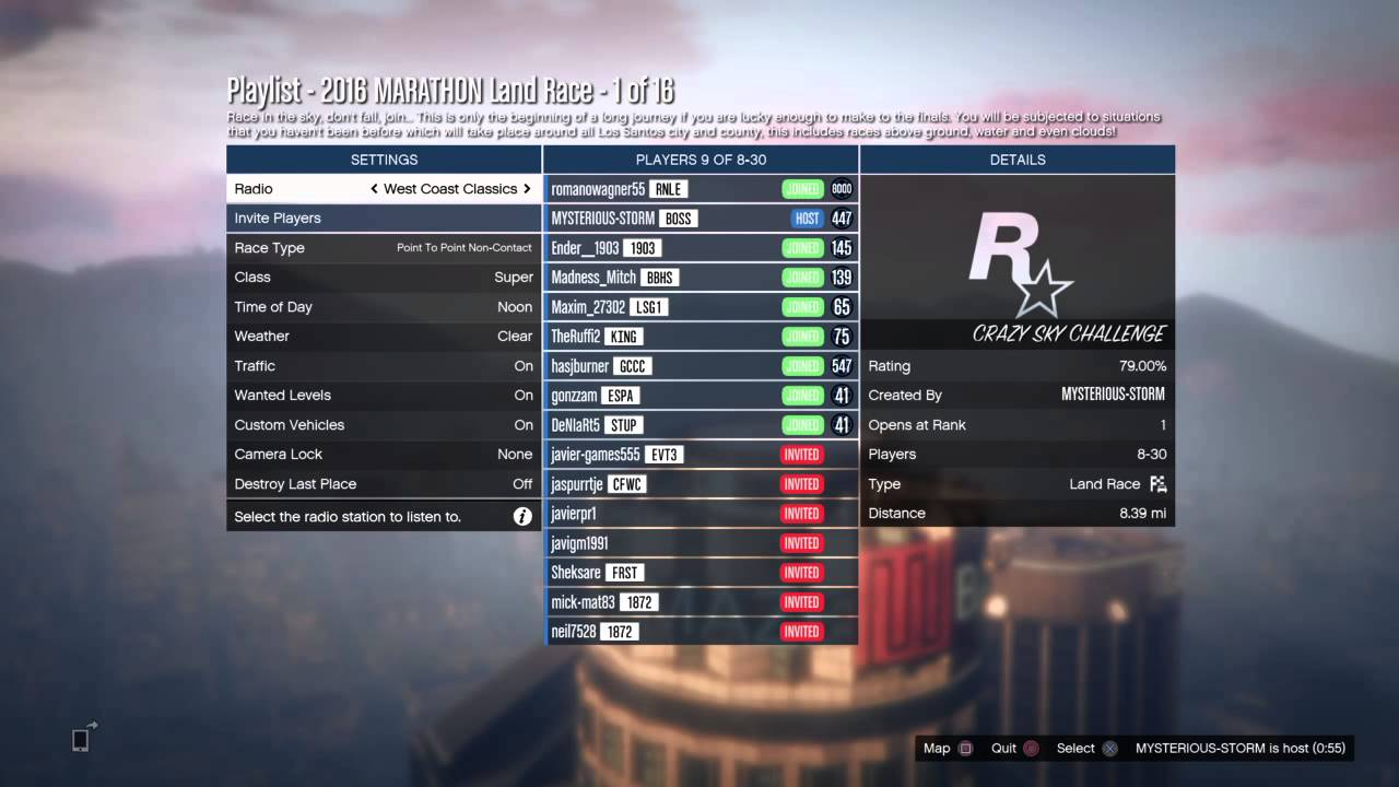Gta Online Max Level