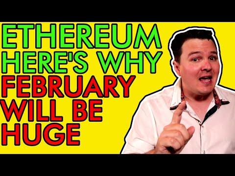 Proof Massive Money Buying Ethereum! Mike Novogratz's Secret Plan? [Watch Before February 7th]