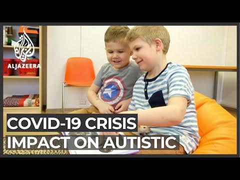 Al Jazeera English: How has coronavirus isolation affected the autistic?