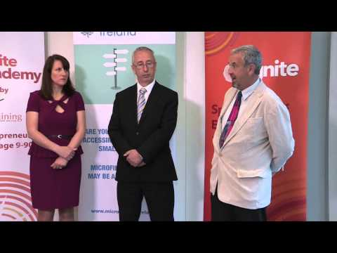 Launch of Ignite-MicroFinance Ireland Loan