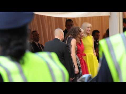 Joely Richardson,Vanessa Redgrave and Daisy Bevan Met Gala 2013