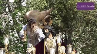 Jesús de la Oración en el Huerto por Tolosa Latour y Pelota (Semana Santa Cádiz 2019)