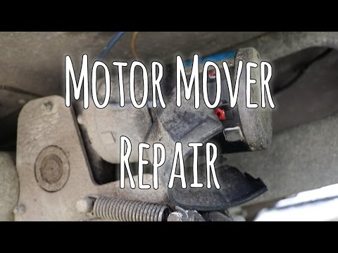 caravan motor mover repair
