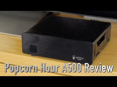 Popcorn Hour A500 Media Player Review