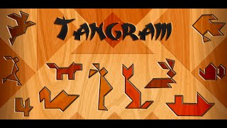 Tangram - Magma Mobile Game