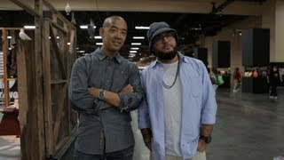 The Butcher's Block Episode 4 | Jeff Staple Talks His Complex Magazine Sneaker List