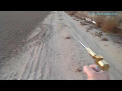 Long Range TFR-1 Locator Long Distance Demonstration
