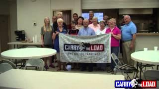 Carry The Load 2014 --  Day 9, Richmond, VA