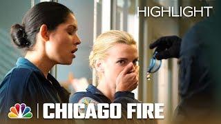 Chicago Fire - Hazmat Zach Meets Mr Sprinkles Episode Highlight
