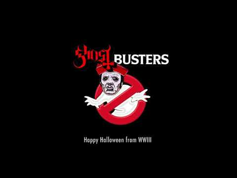 GHOST Performs GHOSTBUSTERS by WWIII