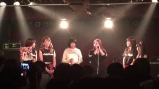 2016/7/3「Happiness!!-FAVORITE the IDOL-」にて 柳本絵美/和泉ひより/...