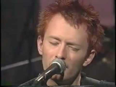Radiohead - Street Spirit (Fade Out) Live (1996)