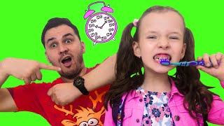 Put On Your Shoes Let's Go Song | Uliana Clothing Sing Along Nursery Rhymes Kids Song