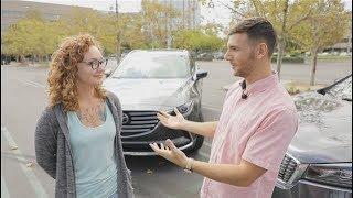Comparing 3-Row SUVs: Mazda CX-9 and Kia Sorento