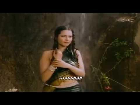 Rekha showed her boobs while bathing in rain thumbnail