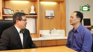 【心視台】香港泌尿科專科醫生 黃國田醫生-前列腺預防