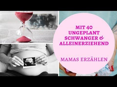 Mit 40 Ungeplant Schwanger & Alleinerziehend | Mamas Erzählen | Frau Farbenfroh