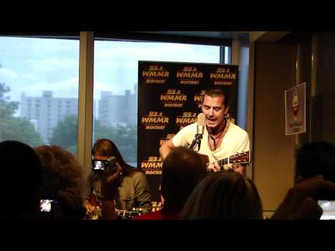 Bush - Swallowed (Live at WMMR Aug 5, 2011)