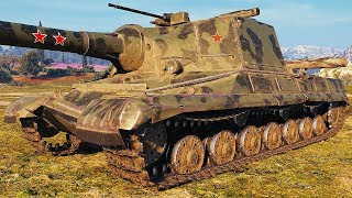 Object 268 - LAST MAN STANDING - World of Tanks Gameplay