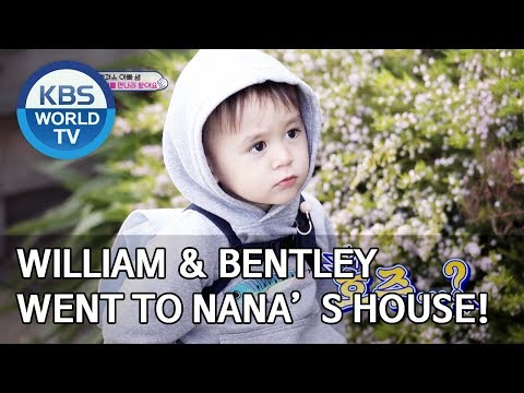 William & Bentley went to Nana's house in Australia [The Return of Superman/2019.11.10]