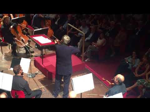 Uto Ughi esegue il capriccio n. 24 di Paganini