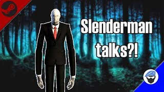 Garry's Mod: Slender, SCP-173 and Weepin...