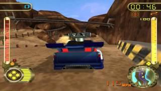 Hot Wheels Velocity X Gameplay Challenge 18 HD