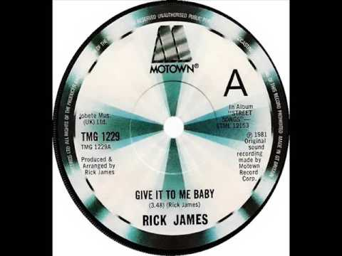 Rick James - Give It To Me Baby (Dj ''S'' Remix)