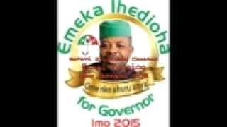 IMO Project 2015, EZE ndi EZE and Family, Ikechukwu, and Chibuike for Rt. Hon. Emeka Ihedioha
