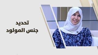 د. وفاء محسن - تحديد جنس المولود