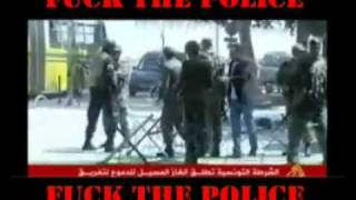 "24 ALL STARS ""A.C.A.B"" [HQ] FUCK THE POLICE   RAP TUNISIEN 2011"