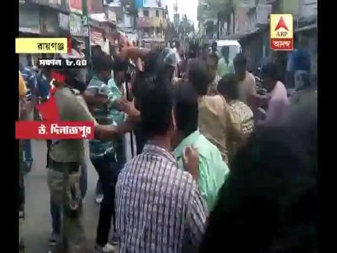 Municipal Election: Allegation of false voting against TMC in Raiganj