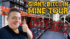 Touring Largest Top-Secret Bitcoin Mine in North America Declassified